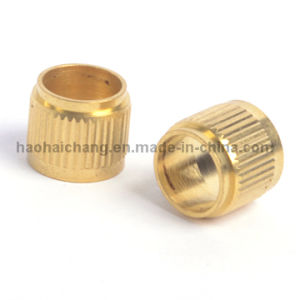 Precise Brass Threaded Bushing Screw Bolts pictures & photos