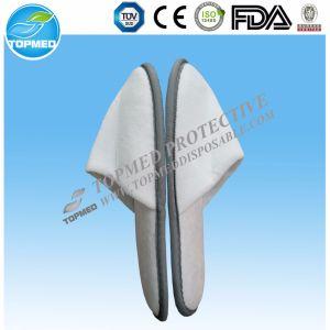 EVA Sole Disposable Slipper with Custom Logo pictures & photos