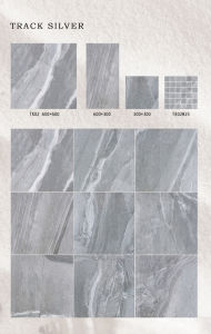 Stone Design Glazed Porcelain Tiles for Floor and Wall 600X600mm (TK02) pictures & photos