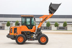 High Quality 2 Tons Wheel Loader pictures & photos