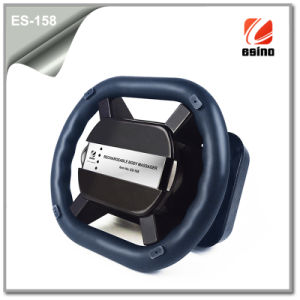 New Portable Rechargeable Massage Equipment Es-158 Electrical Vibration Body Massager From Esino Manufacturer
