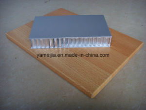 Metal Decorative Aluminum Honeycomb Panels Used for Construction and Decoration pictures & photos