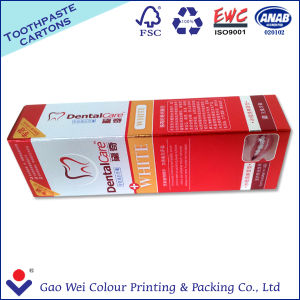 Custom Cmyk Package Paper Boxes pictures & photos