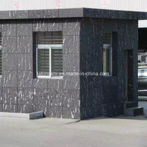 Via Lactea Granite Mist Black Tiles for Wall pictures & photos