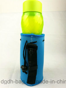 Logo Printing Colorful Neoprene Water Bottle /Beer Cooler Bag pictures & photos