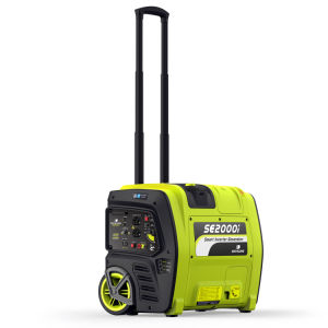 The Popular Designed Gasoline Generator (SE2000I) pictures & photos