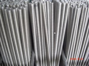 Q235 Galvanized High Strengh Thread Rods pictures & photos