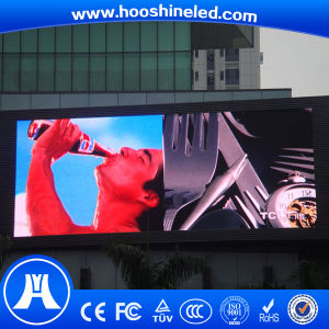 High Refresh Rate P10 SMD3535 LED TV Advertising Display pictures & photos
