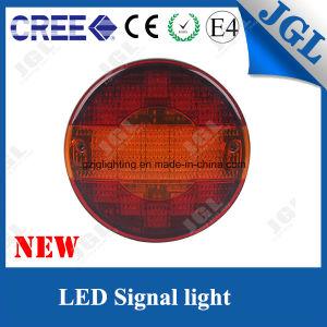 Hot E-MARK LED Stop Tail Turning Signal Light for Truck/Bus/School Bus/Van