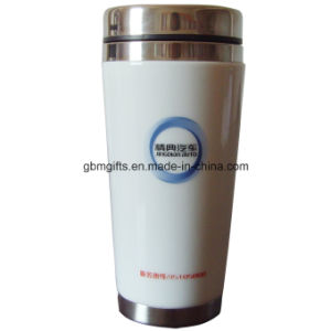 20oz Double Wall Insulated #304 Stainless Steel Tumbler with Lid pictures & photos