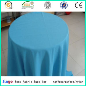 White Pd Plain Dye Cheap Fabric Mini Matt Oxford 300d for Garment pictures & photos