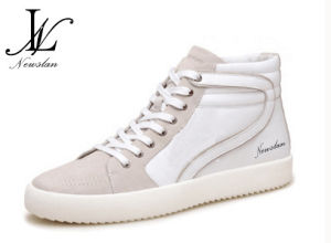 Best-Selling 2016 High Top Shoes (CAS-036)