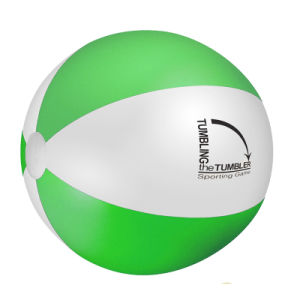 PVC Play Toy 16inch Inflatable Beach Ball for Kids pictures & photos