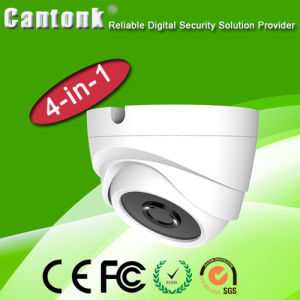 OEM Top Starlight WDR H. 265 HD Network Mini IR Dome CCTV IP Camera (PL20) pictures & photos