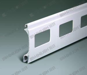 Aluminum Window Shutter Profiles pictures & photos