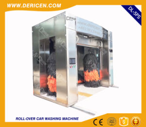 Dericen Dl5fs Stainless Steel Automatic Car Wash Equipment with The Best Selling 2017 pictures & photos
