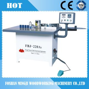 220V Manual Edge Banding Machine for PVC Veneer Edge Banding pictures & photos