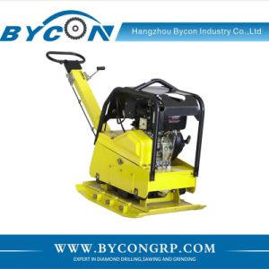 CBCR300-4 90cm compaction depth earth-moving reversible soil plate compactor pictures & photos
