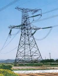 Customize The High Quality Transmission Line Iron Tower pictures & photos