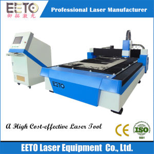 Economical 300W/500W Fiber Laser Cutting Machine for Advertising Industry pictures & photos