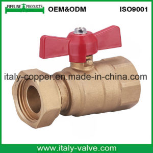 Hot Selling Ce Compression End Ball Valve (AV-BV-2029) pictures & photos