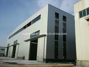 Low Cost Prefab House/Prefab Poultry House/Prefabricated Steel House pictures & photos