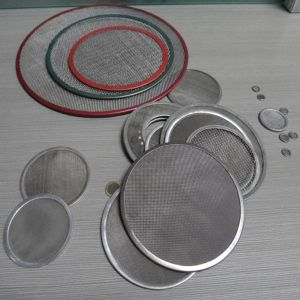 Filter Cylinder/Stainless Steel Perforated Cylinder Filter China Supplier pictures & photos