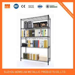 Hot Sale Metal Chrome Wire Flowers Shelf for India pictures & photos