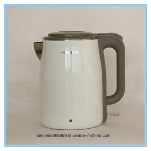 2017 New Design 304 Food Grade Stainless Steel Electric Kettle pictures & photos