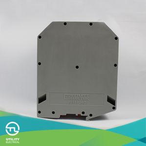 Conductor Jut1-240 Connector DIN Rail Terminal Blocks pictures & photos