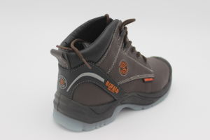 Industrial Leather Safety Work Shoes pictures & photos