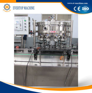 Factory Direct Sale Beverage Can Filling 2 in 1 Machine pictures & photos