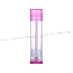Cute Plastic Lip Balm Container pictures & photos