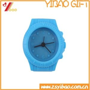 New Fashion Designer Geneva Ladies Sports Brand Silicone Watch Jelly Watch pictures & photos