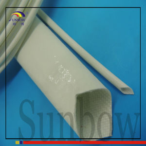 Sunbow China Colored Flexible Silicone Fiberglass Sleeving pictures & photos