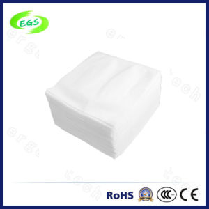 Nonwoven Cleanroom Microfiber Wipes for Factory pictures & photos