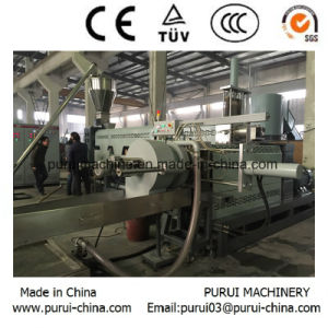 Crushed Material Recycling Granulation Machine for Shampoo Bottle pictures & photos