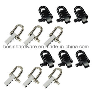 Stainless Steel Adjustable Shackle for Survival Bracelet pictures & photos