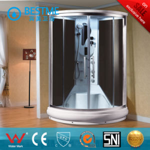 Fiberglass Shower Steam Room with Ce Approved (BZ-5015) pictures & photos