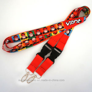 Customized Size and Logo Printed Lanyard for Promotion pictures & photos