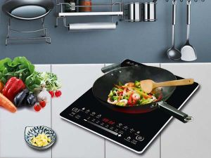 2015 1700W High Quality Ultra Thin Induction Cooker Eurokera Induction Cooktop pictures & photos