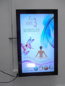 "China Manufacture Cost Effective 55"" Touch Monior with Speaker Vesa Mount pictures & photos"