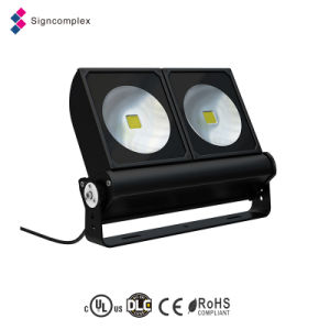 UL Outdoor 240V Flood Light 200W, IP65 Outdoor Spot LED Light for Illumination in Museum pictures & photos