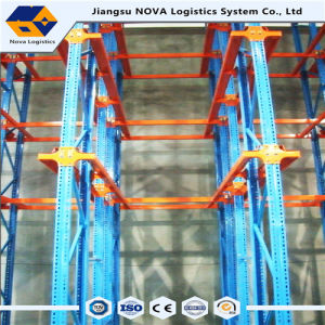 Hot Selling Drive in Steel Pallet Rack From Nova Logistic pictures & photos