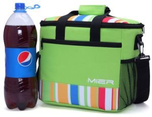 15L Large Insulated Lunch Food Picnic Ice Can Cooler Bag pictures & photos