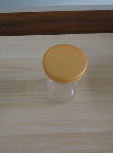 1500ml Pet Plastic Jar for Comfort Food pictures & photos