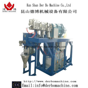 Easy Clean and Maintenance Powder Coating Twin Screw Extruder pictures & photos
