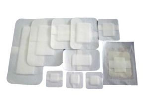 Dhesive Wound Dressing/Adhesive Barrier Dressing pictures & photos