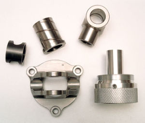 OEM Metal Machining CNC Parts Manufacturer pictures & photos