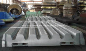 Jaw Plate of Crusher pictures & photos